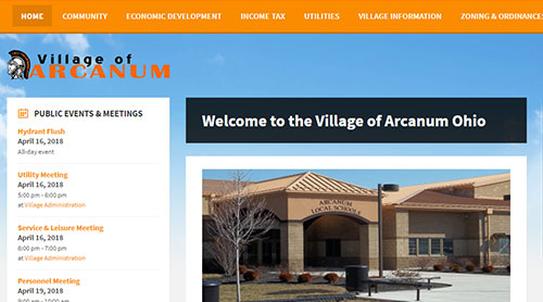 Village of Arcanum